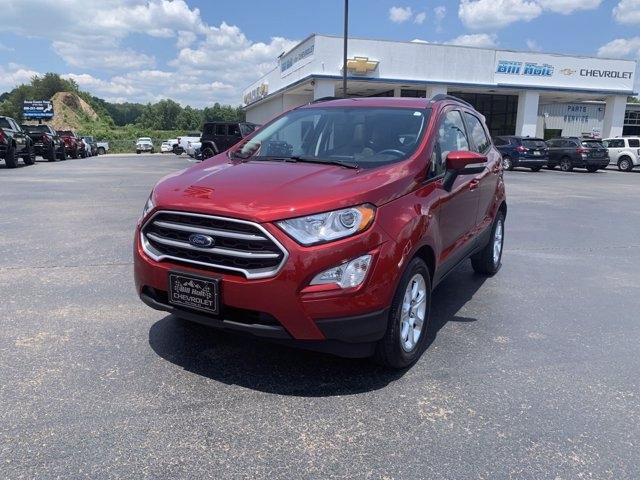 Ford EcoSport 2018 price $19,864