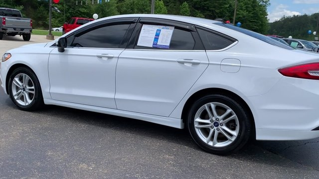 Ford Fusion 2018 price $17,998