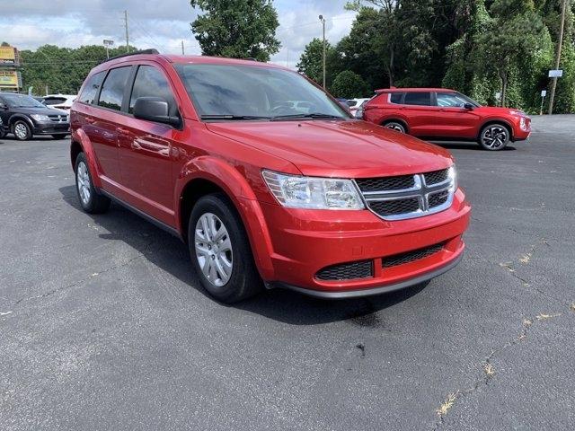 Dodge Journey 2018 price $22,321