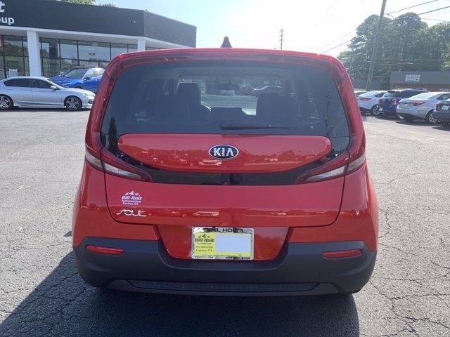 Kia Soul 2020 price $21,991