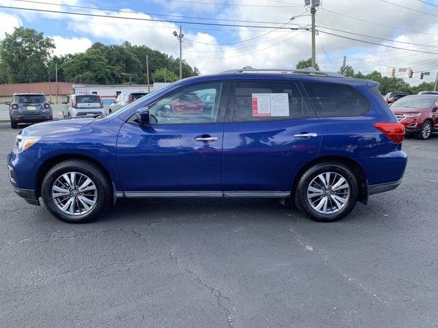 Nissan Pathfinder 2017 price $25,953