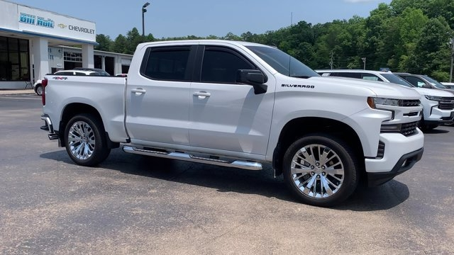 Chevrolet Silverado 1500 2020 price $55,998