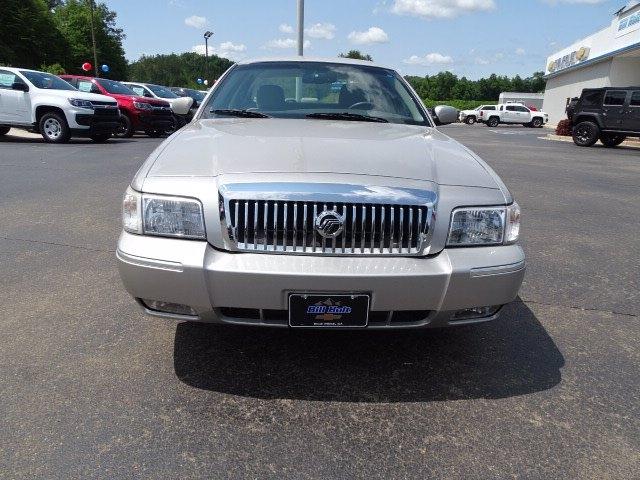 Mercury Grand Marquis 2008 price $8,998