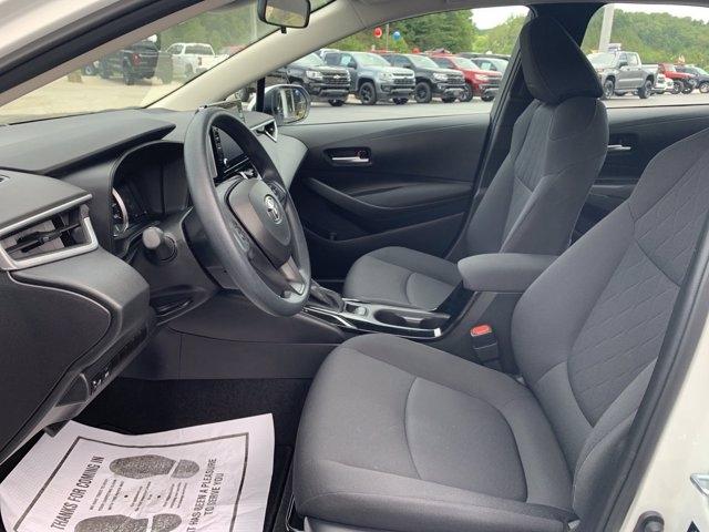 Toyota Corolla 2021 price $21,990