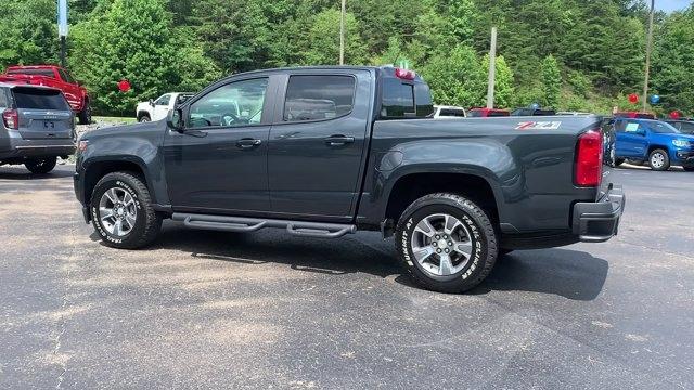 Chevrolet Colorado 2018 price $36,224