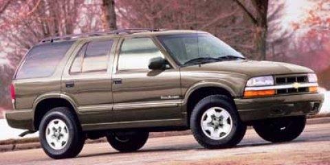 Chevrolet Blazer 2000 price Call for Pricing.