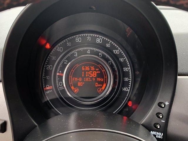 FIAT 500 2012 price $8,498