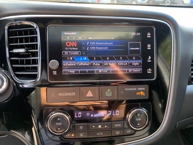 Mitsubishi Outlander 2018 price $21,990