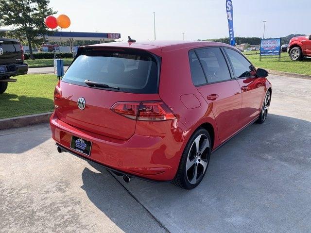 Volkswagen Golf GTI 2017 price $24,990