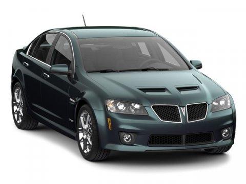 Pontiac G8 2009 price Call for Pricing.