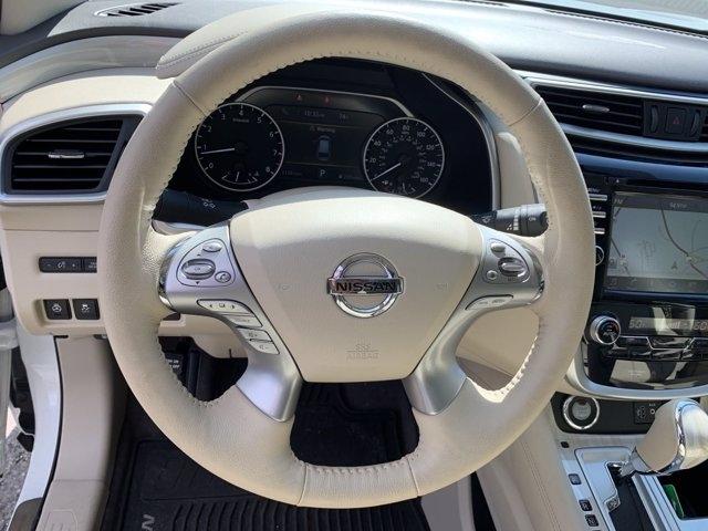 Nissan Murano 2018 price $35,550