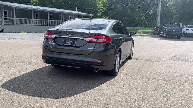 Ford Fusion 2018 price $20,498
