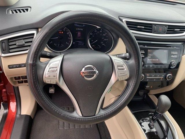 Nissan Rogue 2016 price $17,490