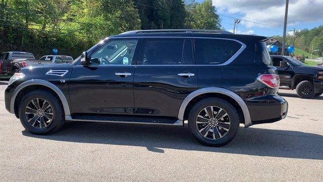 Nissan Armada 2018 price $42,998