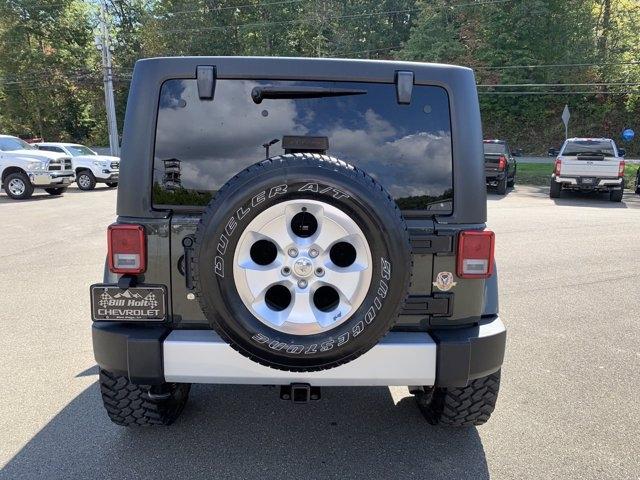 Jeep Wrangler Unlimited 2015 price $33,498
