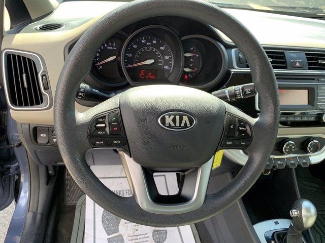 Kia Rio 2016 price $13,498