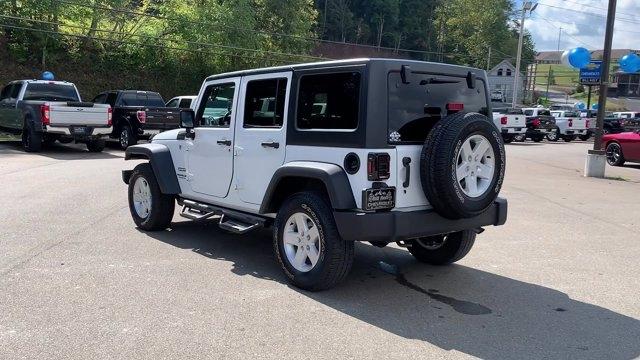 Jeep Wrangler Unlimited 2017 price $37,998