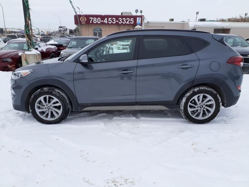 Hyundai Tucson 2018 price $25,500