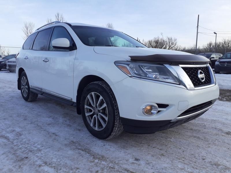 Nissan Pathfinder 2014 price $12,500