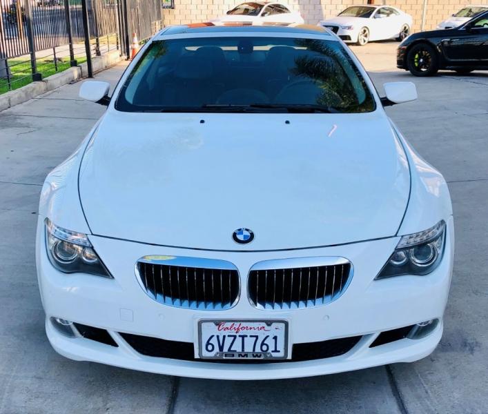 BMW 650 2008 price $11,995