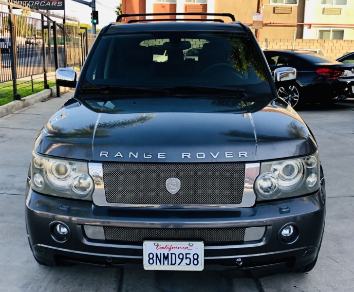 LAND ROVER RANGE ROVER SPO 2006 price $8,995