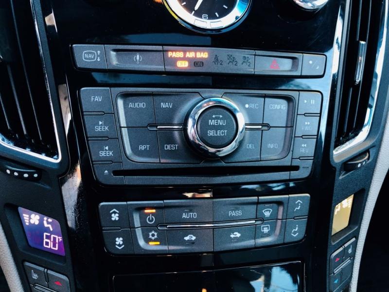 CADILLAC CTS-V 2011 price $32,750