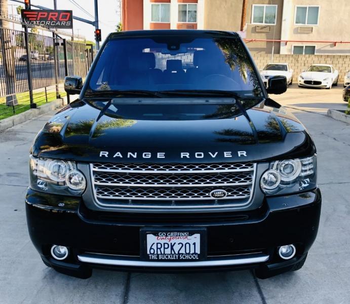 LAND ROVER RANGE ROVER 2011 price $19,750