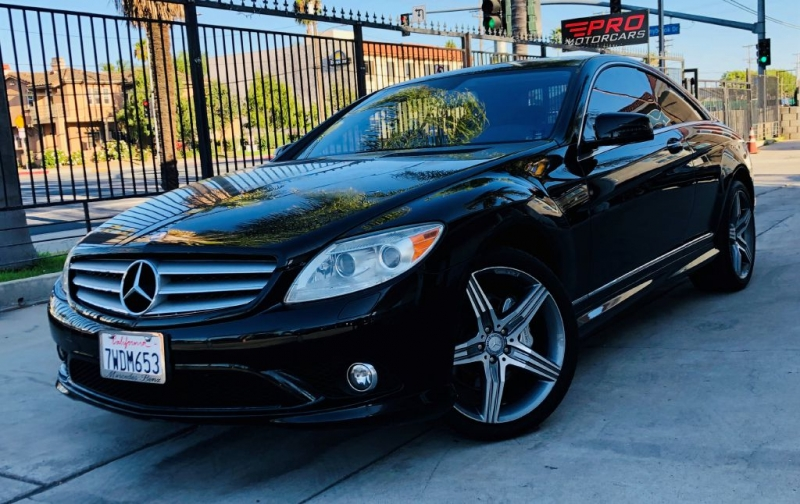 MERCEDES-BENZ CL 2010 price $20,995