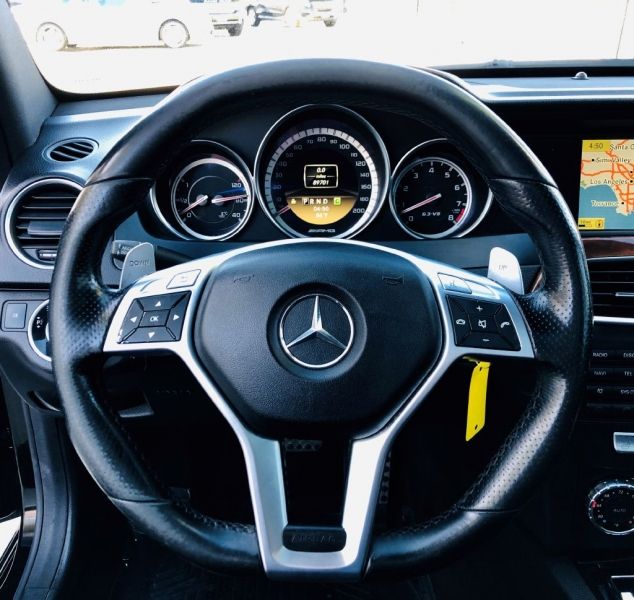 MERCEDES-BENZ C-CLASS 2012 price $28,995