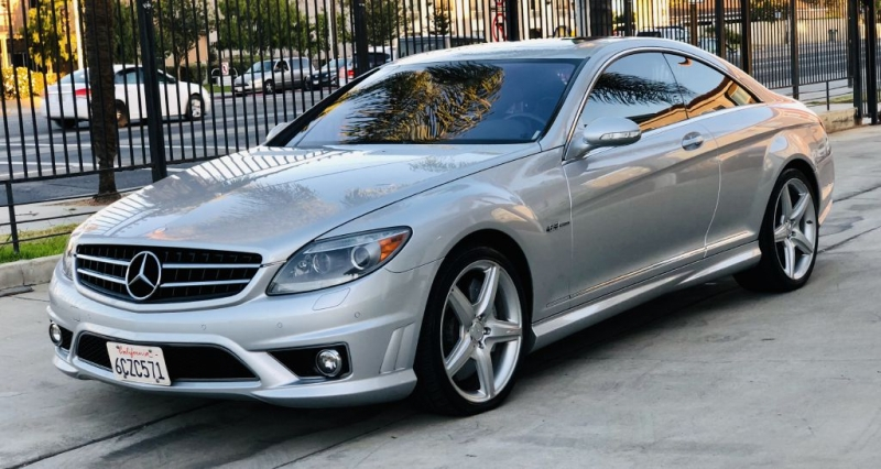 MERCEDES-BENZ CL 2008 price $24,995