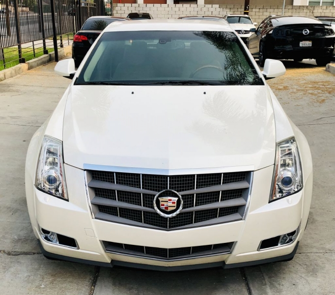 CADILLAC CTS 2008 price $12,250