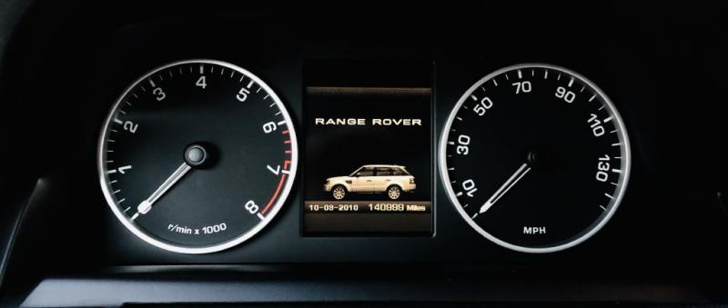 LAND ROVER RANGE ROVER SPO 2010 price $13,995