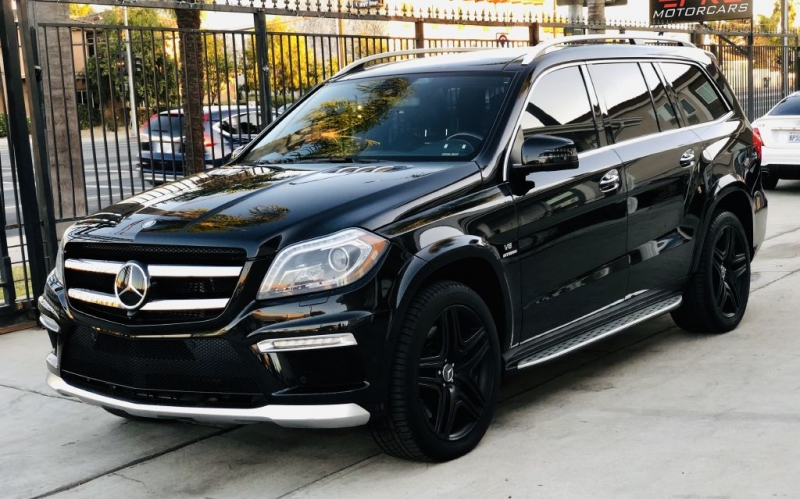 MERCEDES-BENZ GL 2015 price $42,995