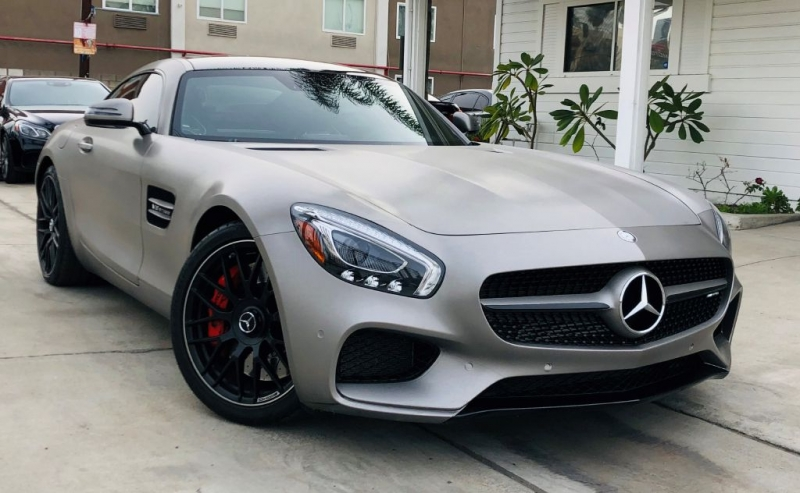 MERCEDES-BENZ AMG GT 2017 price $86,995