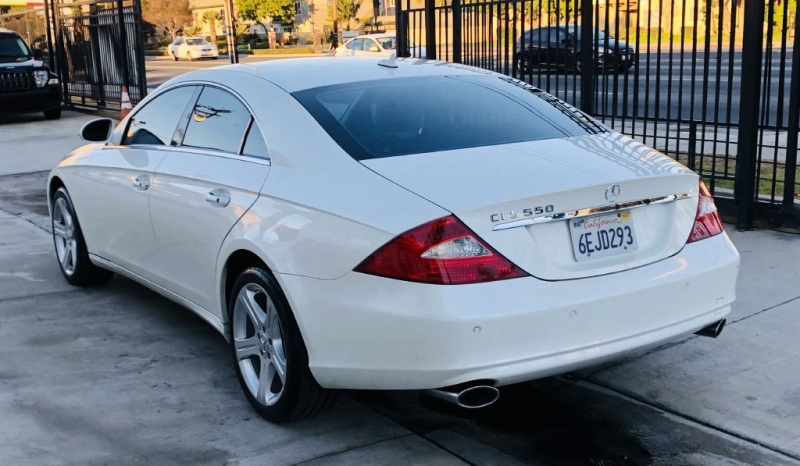 MERCEDES-BENZ CLS 2008 price $13,495