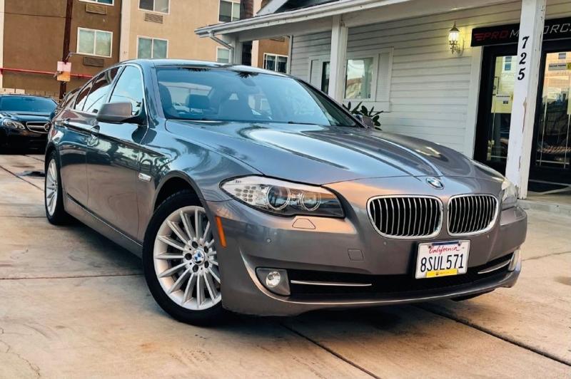 BMW 535 2011 price $12,495