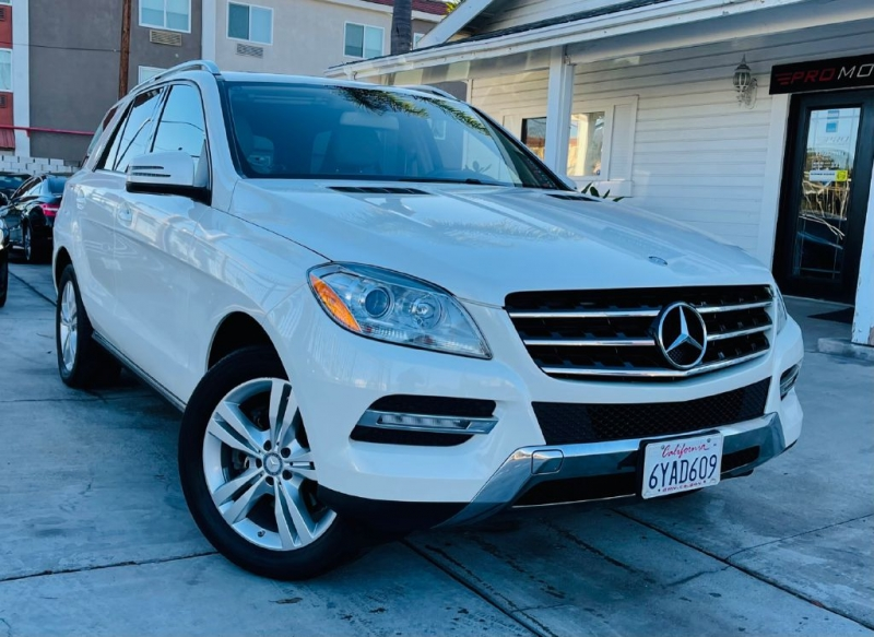MERCEDES-BENZ ML 2013 price $13,995