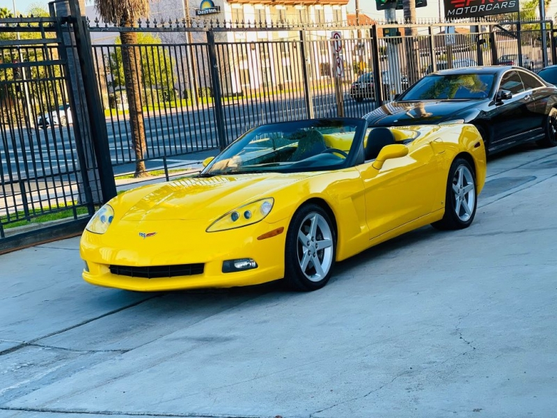 CHEVROLET CORVETTE 2007 price $24,995