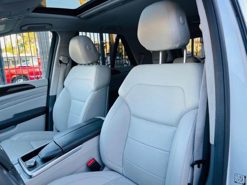 MERCEDES-BENZ ML 2015 price $16,495