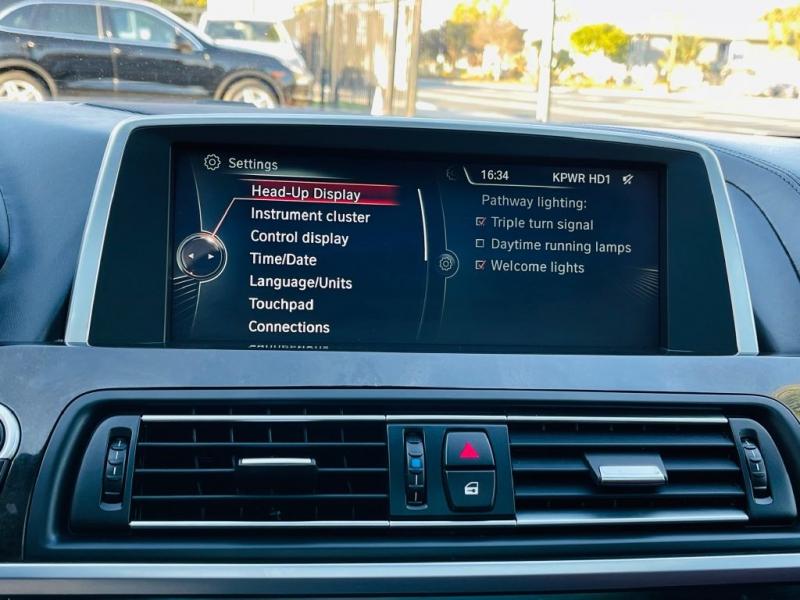 BMW 640 2015 price $29,995