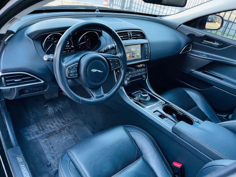 Jaguar XE 2017 price $18,995