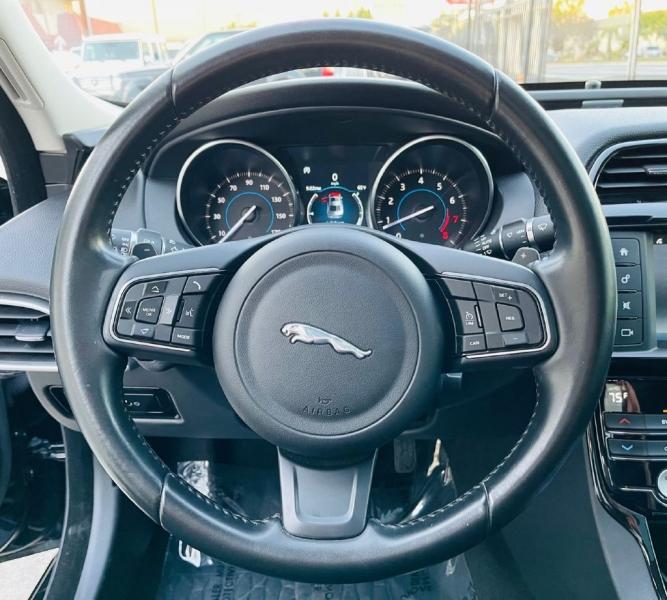 Jaguar XE 2018 price $22,750