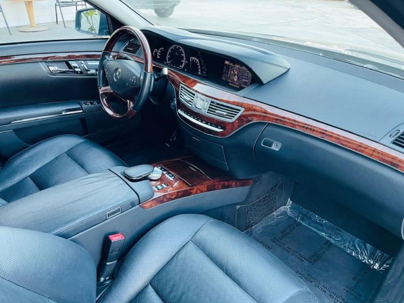 Mercedes-Benz S-CLASS 2011 price $16,995