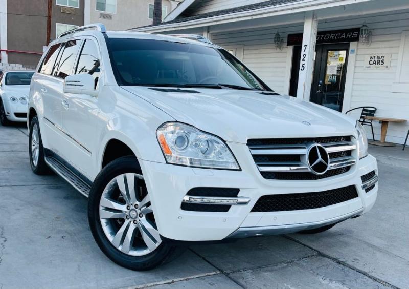 Mercedes-Benz GL 2012 price $16,995