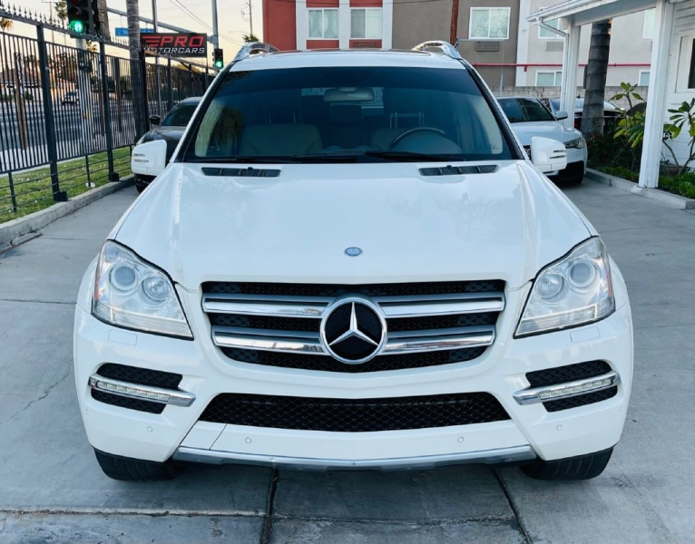 Mercedes-Benz GL 2012 price $16,995