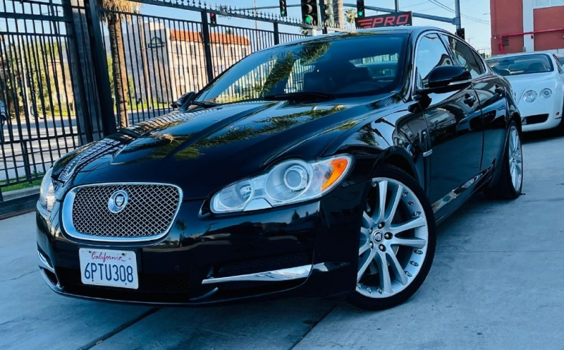 Jaguar XF 2011 price $10,995