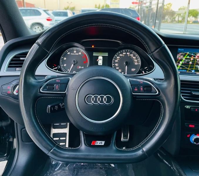 Audi S4 2013 price $19,495