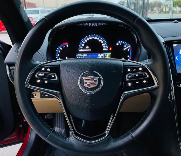 Cadillac ATS 2014 price $12,995