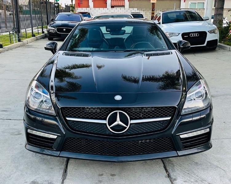 Mercedes-Benz SLK 2013 price $25,995