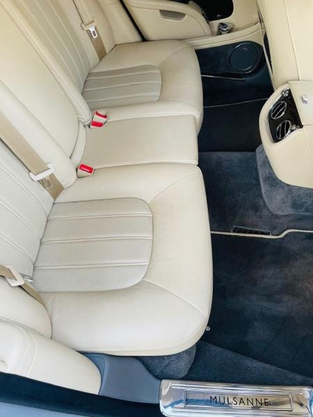 Bentley MULSANNE 2012 price $110,000